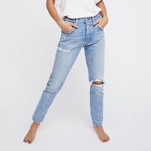 Levi's 501 Skinny Jeans - Size 28